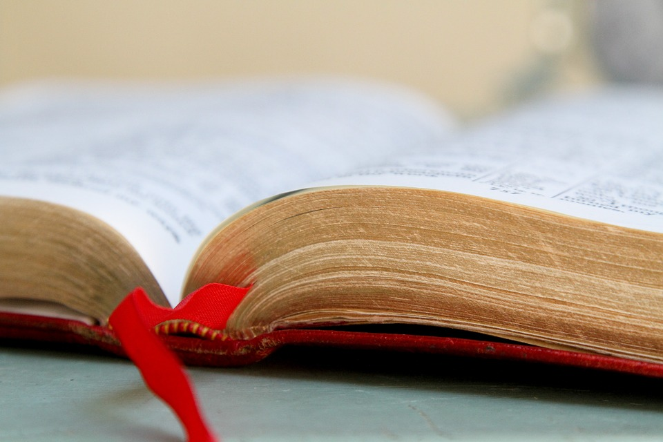 open-bible-with-red-ribbon